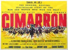 Cimarron - British Movie Poster (xs thumbnail)