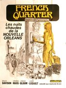 French Quarter - French Movie Poster (xs thumbnail)