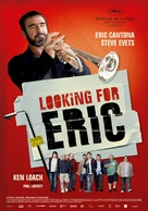 Looking for Eric - Belgian Movie Poster (xs thumbnail)