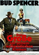 Uno sceriffo extraterrestre - poco extra e molto terrestre - German Movie Poster (xs thumbnail)