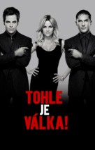 This Means War - Czech Movie Poster (xs thumbnail)