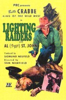 Lightning Raiders - Re-release movie poster (xs thumbnail)