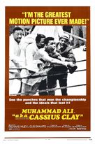 A.k.a. Cassius Clay - Movie Poster (xs thumbnail)