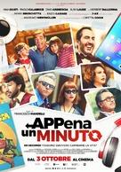 Appena un minuto - Italian Movie Poster (xs thumbnail)