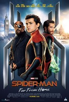 Spider-Man: Far From Home - South African Movie Poster (xs thumbnail)