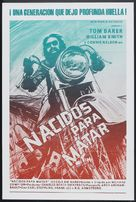 Angels Die Hard - Argentinian Movie Poster (xs thumbnail)