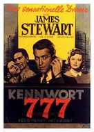 Call Northside 777 - German Movie Poster (xs thumbnail)