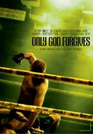Only God Forgives - DVD cover (xs thumbnail)