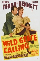 Wild Geese Calling - Movie Poster (xs thumbnail)