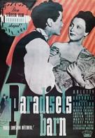 Les enfants du paradis - Swedish Re-release movie poster (xs thumbnail)