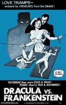 Dracula Vs. Frankenstein - Movie Poster (xs thumbnail)