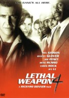 Lethal Weapon 4 - DVD cover (xs thumbnail)