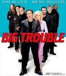 Big Trouble - Blu-Ray movie cover (xs thumbnail)
