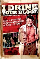 I Drink Your Blood - French DVD cover (xs thumbnail)
