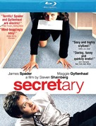 Secretary - Movie Cover (xs thumbnail)