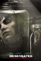 Desecrated - DVD cover (xs thumbnail)