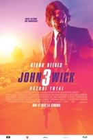 John Wick: Chapter 3 - Parabellum - Romanian Movie Poster (xs thumbnail)
