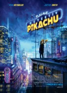 Pokémon: Detective Pikachu - Slovak Movie Poster (xs thumbnail)