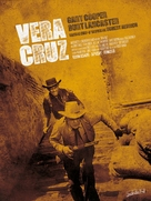 Vera Cruz - French Re-release poster (xs thumbnail)