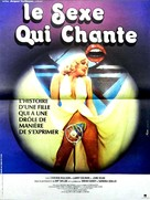 Chatterbox - French Movie Poster (xs thumbnail)
