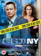 """CSI: NY"" - British DVD cover (xs thumbnail)"