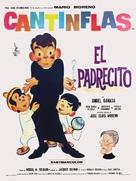 El padrecito - Mexican Movie Poster (xs thumbnail)