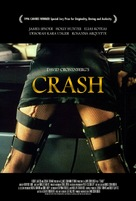 Crash - Canadian Movie Poster (xs thumbnail)