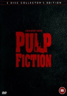 Pulp Fiction - British Movie Cover (xs thumbnail)
