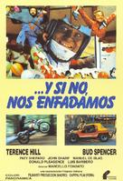 Watch Out We're Mad - Spanish Movie Poster (xs thumbnail)