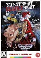 Silent Night, Deadly Night - British Movie Cover (xs thumbnail)