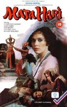 Mata Hari - British VHS cover (xs thumbnail)