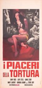 Tokugawa onna keibatsu-shi - Italian Movie Poster (xs thumbnail)