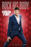 Cuban Fury - British Movie Poster (xs thumbnail)