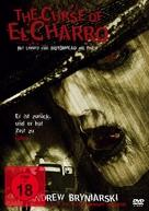 The Curse of El Charro - German DVD cover (xs thumbnail)