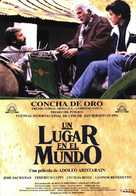 Un lugar en el mundo - Spanish Movie Poster (xs thumbnail)