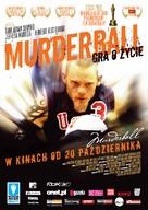 Murderball - Polish Movie Poster (xs thumbnail)