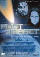 Post Impact - Italian Movie Cover (xs thumbnail)