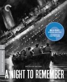 A Night to Remember - Blu-Ray movie cover (xs thumbnail)