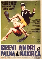 Brevi amori a Palma di Majorca - Italian Movie Poster (xs thumbnail)