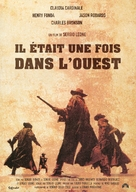 C'era una volta il West - French Re-release movie poster (xs thumbnail)