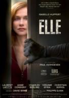 Elle - German Movie Poster (xs thumbnail)