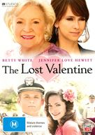 The Lost Valentine - Australian DVD cover (xs thumbnail)