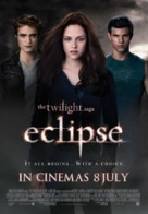 The Twilight Saga: Eclipse - Malaysian Movie Poster (xs thumbnail)