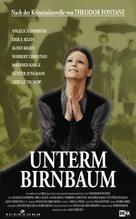 Unterm Birnbaum - German Movie Poster (xs thumbnail)