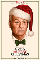 A Very Murray Christmas - Movie Poster (xs thumbnail)