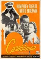 Casablanca - Brazilian Re-release movie poster (xs thumbnail)