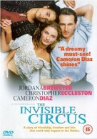 The Invisible Circus - British Movie Cover (xs thumbnail)