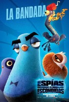 Spies in Disguise - Argentinian Movie Poster (xs thumbnail)