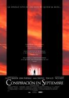 Quelques jours en septembre - Mexican Movie Poster (xs thumbnail)
