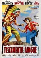 Money, Women and Guns - Italian Movie Poster (xs thumbnail)